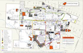 State Of Oregon Map by 2016 17 Zonal Parking Changes Finance And Administration
