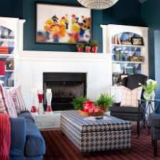 Colonial Living Room Photos HGTV - Colonial living room design