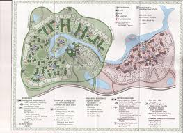 Dvc Map Amusement Authority Port Orleans Riverside Map And Review