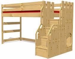 bauanleitung fã r treppen treppe fr hochbett selber bauen free size of modernes haus