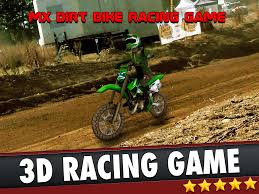 kids motocross racing mx dirt bike racing game android apps on google play