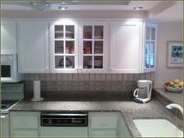 foil kitchen cabinets brown and white flat panel kitchen