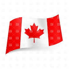 canada flag and coat of arms vector clipart image 20612 u2013 rfclipart