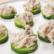 cuisiner des maquereaux frais tapas concombres rillettes de maquereau frais cooking chef de