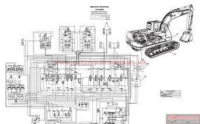 forklift hydraulic schematic forklift hydraulic system pdf