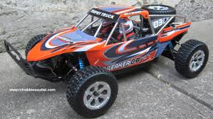 rc baja truck rc trophy truck brushless electric baja style 2 4g 4wd lipo 1 10