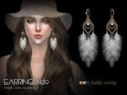 feather earrings s http sclub privee post 132406826886 feather earrings
