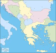 States Map Blank by Balkans Free Map Free Blank Map Free Outline Map Free Base Map