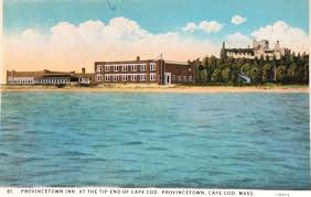 the originial provincetown inn on the tipe of cape cod
