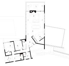 upper floor plan upper floor plan bluff house in montauk new york by robert young