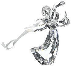 amazon com swarovski annual edition 2016 angel christmas ornament