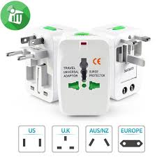 International travel adapter all in one imediastores