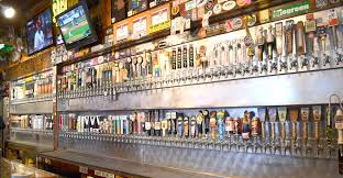 El Bait Shop Largest Selection Of American Microbeers In The World On Tap Bar