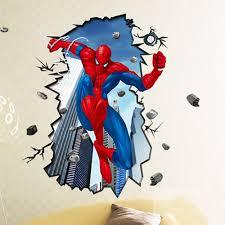 Spiderman Wallpaper For Bedroom Spiderman Wallpaper For Kids Room Wallpapersafari
