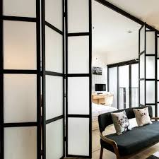 Ideas For Folding Room Divider Design Best 25 Partition Ideas Ideas On Pinterest Sliding Wall