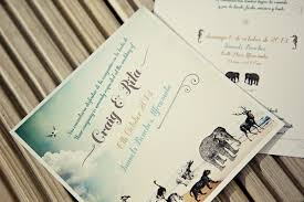 wedding invite ideas 28 wedding invitation ideas from pretty to rustic unique