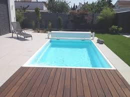 Backyard Design Ideas With Pools Small Inground Pools Backyard Design Ideas Pool Deck Ideas Privacy
