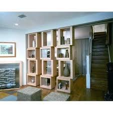 room divider bookcase mid century modern room divider bookcase 1