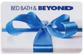 Online Coupon Bed Bath And Beyond Gift Card Policy