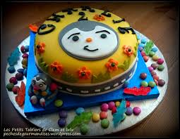 decoration cupcake anniversaire gâteau d u0027anniversaire tchoupi les petits tabliers de clem et lulu