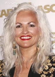 collections of long hairstyles for gray hair cute hairstyles