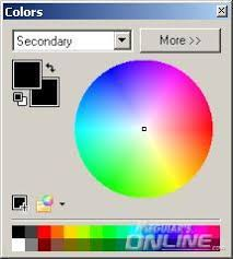 how to add a border to a picture using paint net
