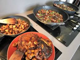 cuisiner les cepes cueillette et recette des cèpes le castelet