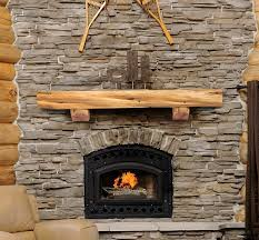 pearl mantels 60 72 84 solid cedar live edge natural cedar log mantel shelf