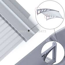 Do It Yourself Awnings Aliexpress Com Buy Ship From Uk 1mx2m Diy Outdoor Front Door