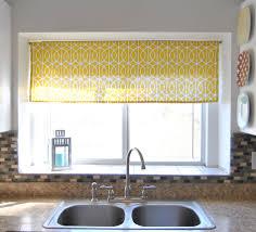 kitchen style single rod window valance kitchen valances double