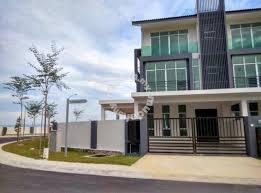 3 storey house corner 3 storey house bangi avenue 3 bangi big land