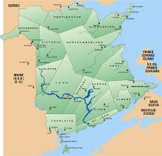 map canada east coast counties and county equivalents in canada and mexico