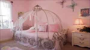 bedroom marvelous princess beds for girls cinderella carriage