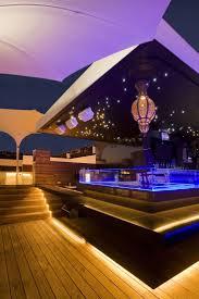 galería de hookah lounge satélite bnkr arquitectura 8 bar