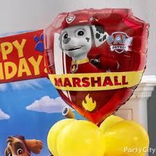 paw patrol balloon column diy party city