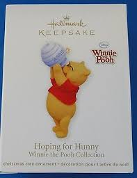 Winnie The Pooh Christmas Tree Decorations Winnie The Pooh Christmas Ornaments Collection On Ebay