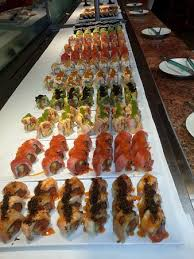 Eat All You Can Buffet by All You Can Eat Sushi Many More Picture Of Makino Sushi Seafood