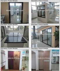 lade di vetro alluminio di vetro muri divisori di alluminio dell ufficio