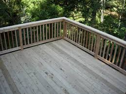 a deck expert gives tips on how to winterize a wood deck