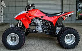 2017 honda trx450r trx400x race u0026 sport atv models discontinued
