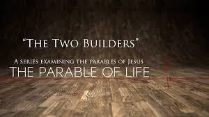 Life Of Laminate Flooring The Parable Of Life The Two Builders Pastor Kenny Brandie
