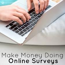 Money Making Online Surveys - make money doing online surveys frugal fanatic
