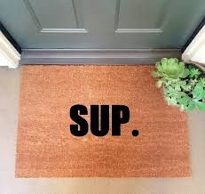 Humorous Doormats 118 Best Door Mats Images On Pinterest Apartment Ideas Front