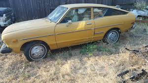 nissan datsun hatchback 1974 datsun b210 hatchback coupe for sale in gold country california