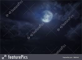 halloween background moon night starry sky and moon image