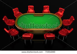 Poker Table Chairs Poker Table Stock Images Royalty Free Images U0026 Vectors Shutterstock