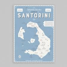 Map Of Santorini Greece by Atlantis Books A Bookshop In Oia Santorini Greece