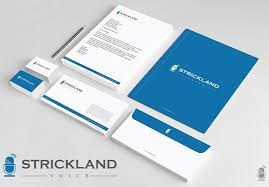 Eye Catching Business Cards Design Eye Catching Stationery With Business Card Letterhead And