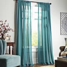 Sheer Navy Curtains New Rod Pocket Sheer Curtains 2018 Curtain Ideas
