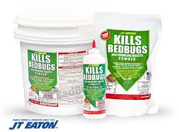 What Do Exterminators Use To Kill Bed Bugs J T Eaton Kills Bed Bugs Powder